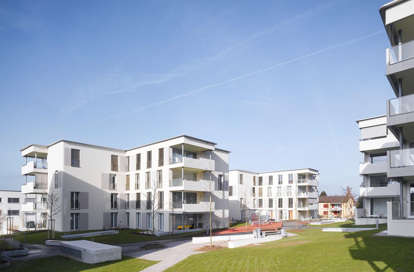 Bauherrenberatung hasler schlatter partner architekten for Architekten schweiz